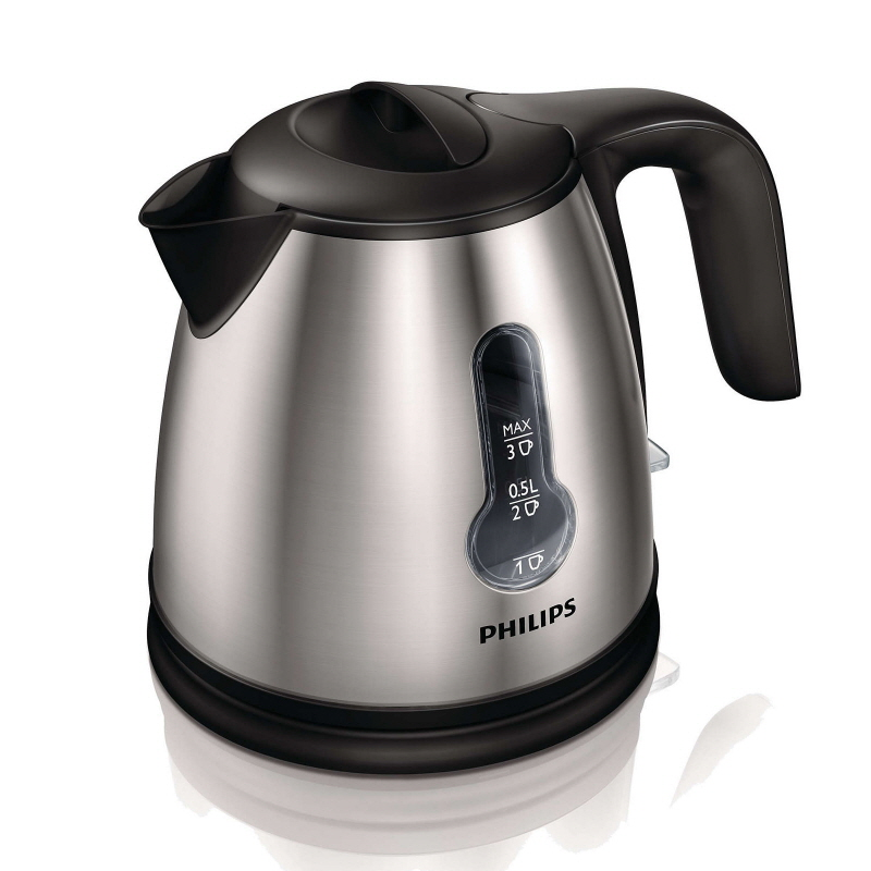 Small Electric Kettle ~ Philips stainless electric water kettle hd teapot l